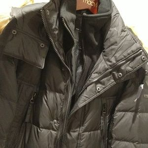 Marc New York Down Hooded Parka